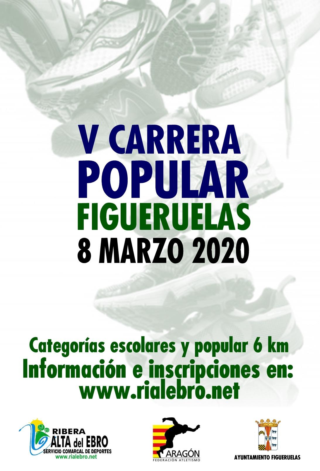 V CARRERA DE FIGUERUELAS