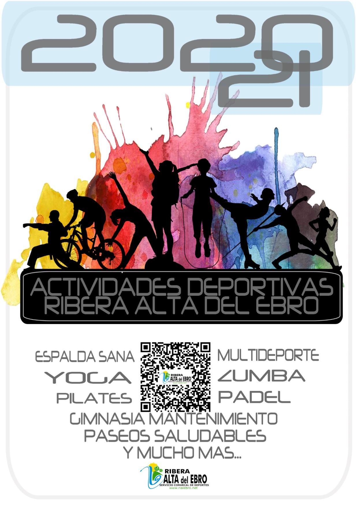 ACTIVIDADES DEPORTIVAS CURSO 2020/2021